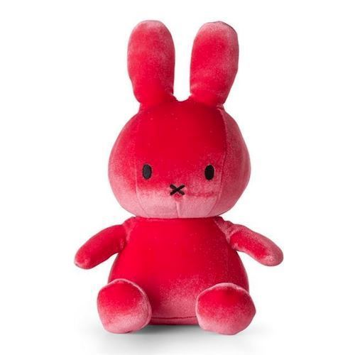 Image of Miffy bamse pink 23 cm