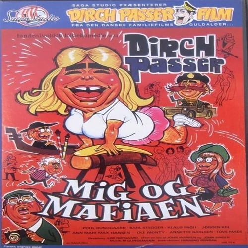 Billede af Mig og Mafiaen  DVD