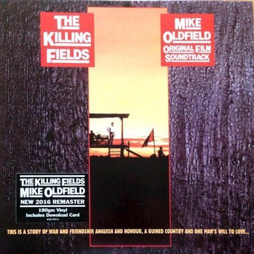 Image of Mike Oldfield - The Killing Fields Original Film Soundtrack - Vinyl (0602547477712)