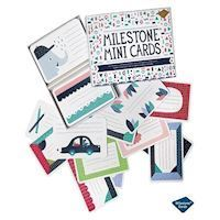 Milestone  Mini Cards  Danish