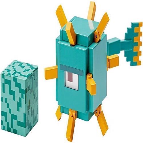 Image of Minecraft - Basis Action Figur - Vagt (0887961657807)
