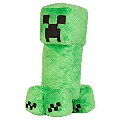 Image of Minecraft - Creeper Bamse (0889343011436)