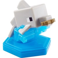 Minecraft - Boost Mini Figure NFC Chip Enabled - Dolphin w. Fish (GKT35)