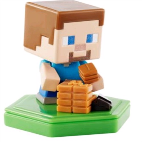 Image of Minecraft - Boost Mini Figure NFC Chip Enabled - Steve (GKT36) (0887961831610)
