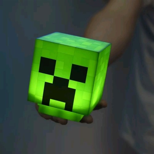 Image of MinecraftCreeper Light BDP (PP6595MCF) (5055964742294)
