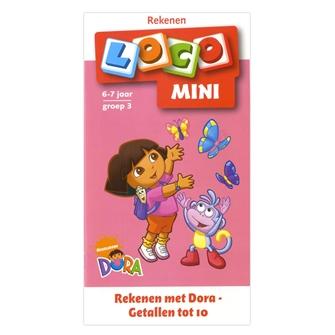 Image of Bambino Loco tæl med Dora