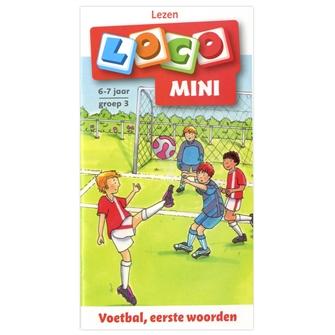 Image of Mni Loco fodbold, de første ord