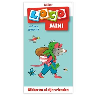 Image of Mini Loco frø med venner