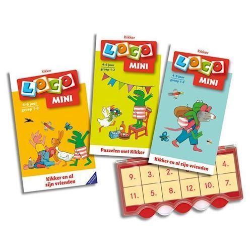 Image of Mini Loco frø med venner start pakke
