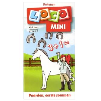 Image of Mni Loco heste, de første tal