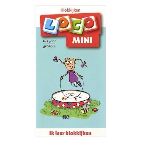 Image of Mini LocoI lær klokken
