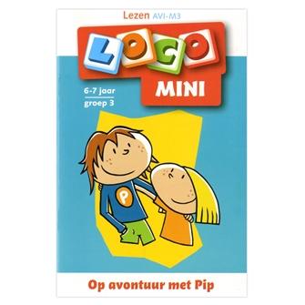 Image of Mni Loco eventur med Pip