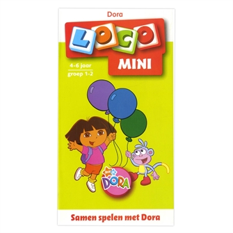 Image of Mini Loco leg med dora