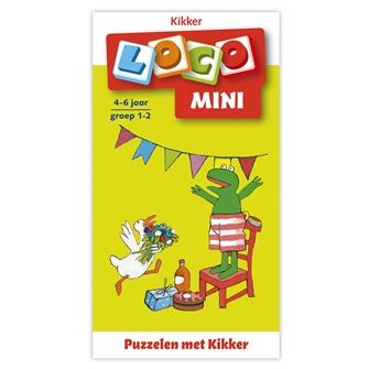 Image of Mini Loco pusle med frø
