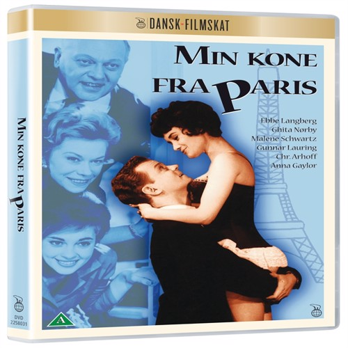 Image of Min Kone Fra Paris, DVD (5708758703147)