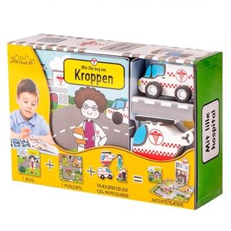 Image of Min Lille Bog Om - Kroppen (9788778841100)