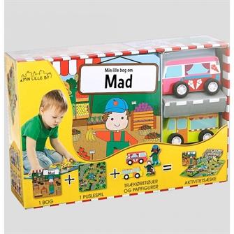 Image of Min Lille Bog Om - Mad (9788778841131)