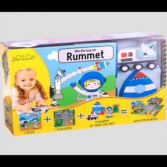 Image of Min Lille Bog Om - Rummet (9788778841117)