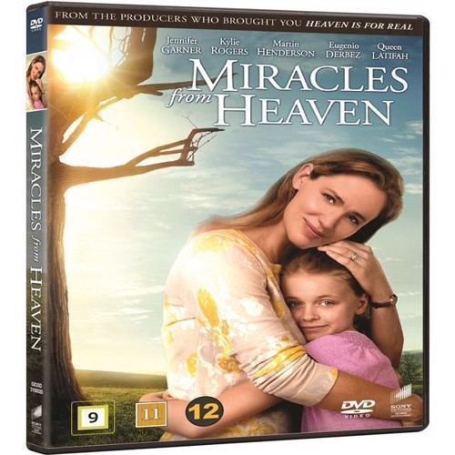 Image of Miracles From Heaven DVD (7330031000209)