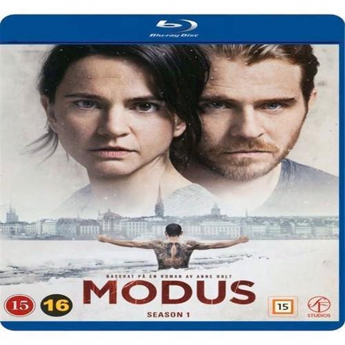 Image of Modus Sæson 1 Blu-ray (7333018008830)