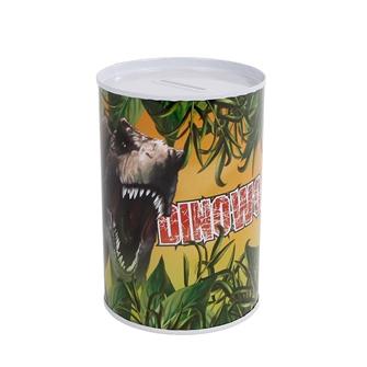 Image of Money box Dinoworld Metal (8713219371374)