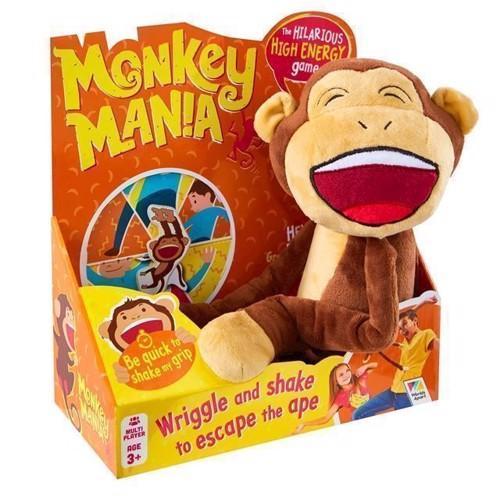 Image of Monkey Mania (5713396700397)