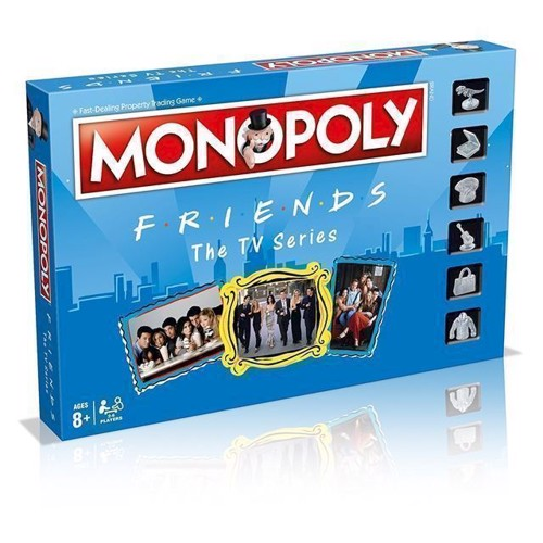 Image of Monopoly - Friends The Tv Series (5036905027229)