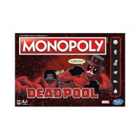 Monopoly  Deadpool Edition  Board Game