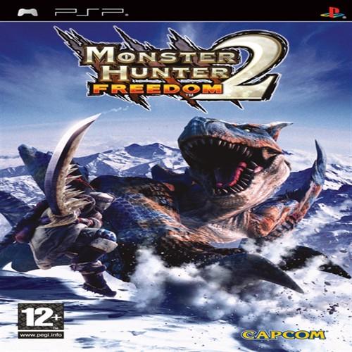 Image of Monster Hunter Freedom 2 Essentials, Psp