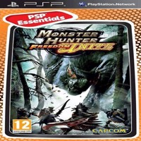 Monster Hunter Freedom Unite Essentials - PS Portable