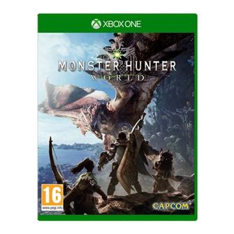 Image of Monster Hunter World - PS4 (5055060945391)