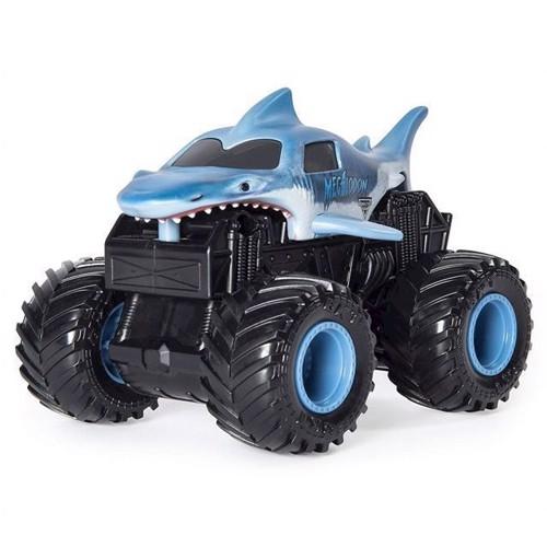 Image of Monster Jam 143 træk og brøl biler, megalodon