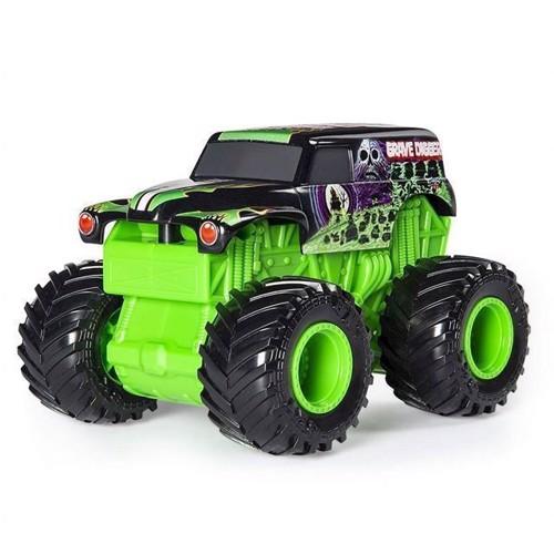 Image of Monster Jam 143 træk og brøl biler, grav røver