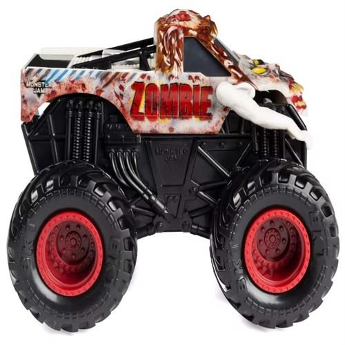 Image of Monster Jam 143 rev roar biler zombie
