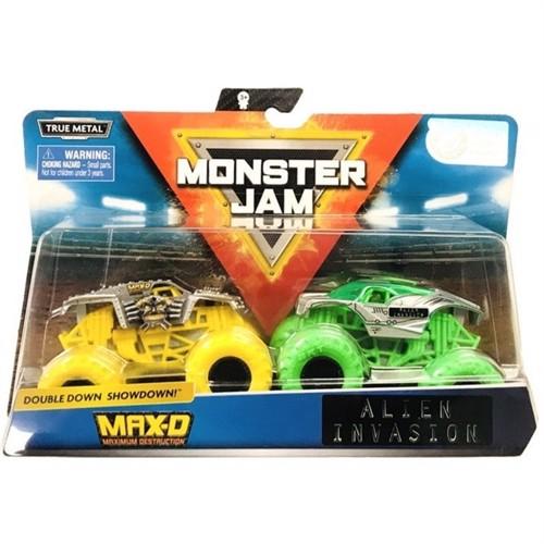 Image of Monsterjam maxdalien invasion