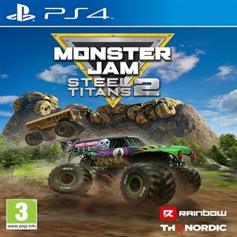 Image of Monster Jam Steel Titans 2 - PC (9120080076342)
