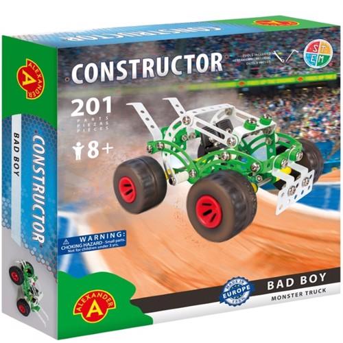 Image of Monster Truck Metal Konstruktionsbyggesæt - Bad Boy (5906018021844)