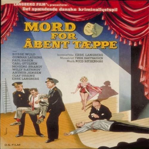 Image of Mord for bent tæppe DVD (5708758704069)