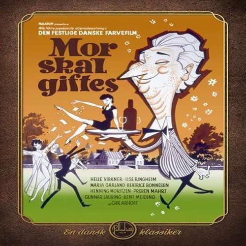 Image of Mor skal giftes DVD (5709165255328)