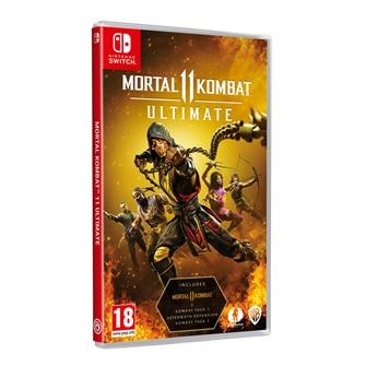 Image of Mortal Kombat 11 Ultimate (Code in a Box) - Nintendo Switch (5051890324849)