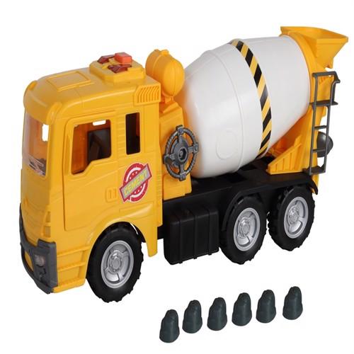 Image of Motorshop kæmpe cementbil (4893808480572)