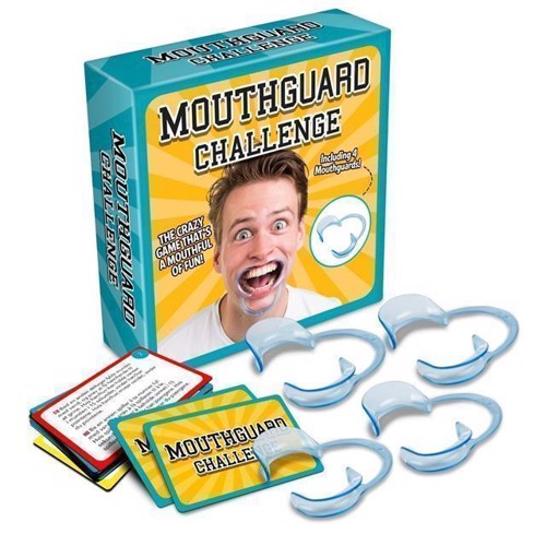 Image of Mouthguard Challenge Nordic (5713396700298)