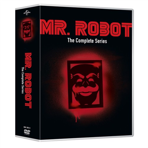 Image of Mr Robot Complete Series - Dvd (5053083213350)