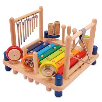 Image of Musik Center Med 9 Instrumenter