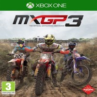MXGP 3 The Official Motocross Videogame - PS4