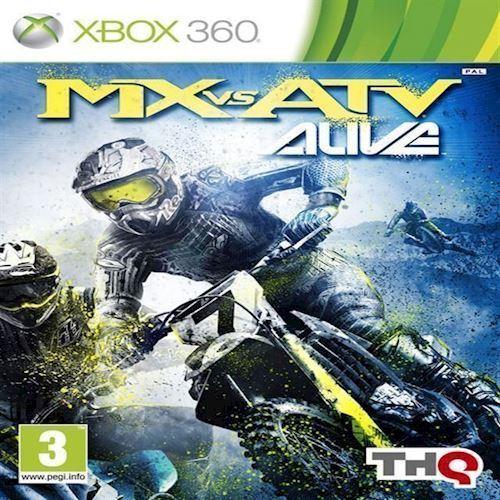 Image of Mx Vs Atv Alive - Xbox (9006113003953)