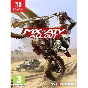 Image of MX vs ATV: All out - Nintendo Switch (9120080076090)
