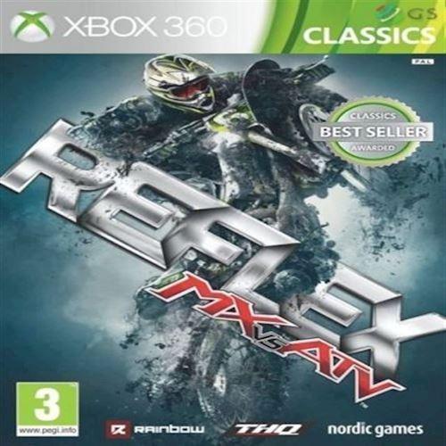 Image of MX vs ATV Reflex Classics - Xbox (9006113004103)