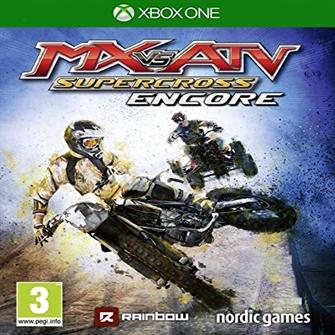 Image of MX vs ATV Supercross Encore Edition - PS4 (9006113008156)