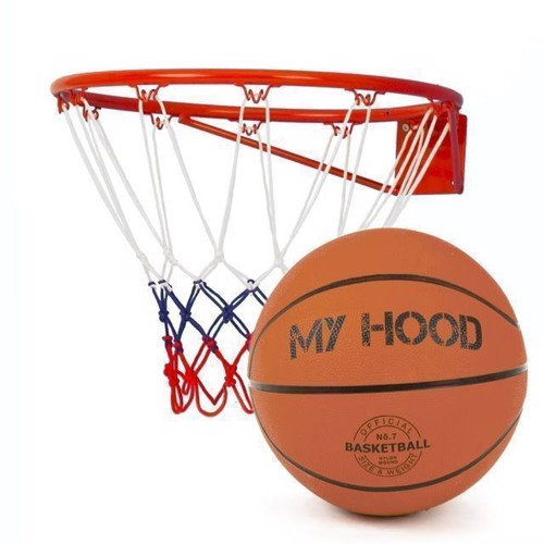 Image of Basketball ring inkl bold, My Hood (5704035340012)